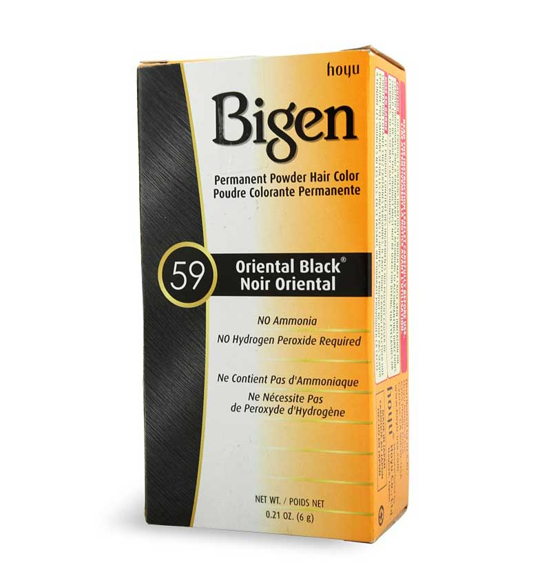 Bigen Permanent Powder Hair Color (8 more colors)