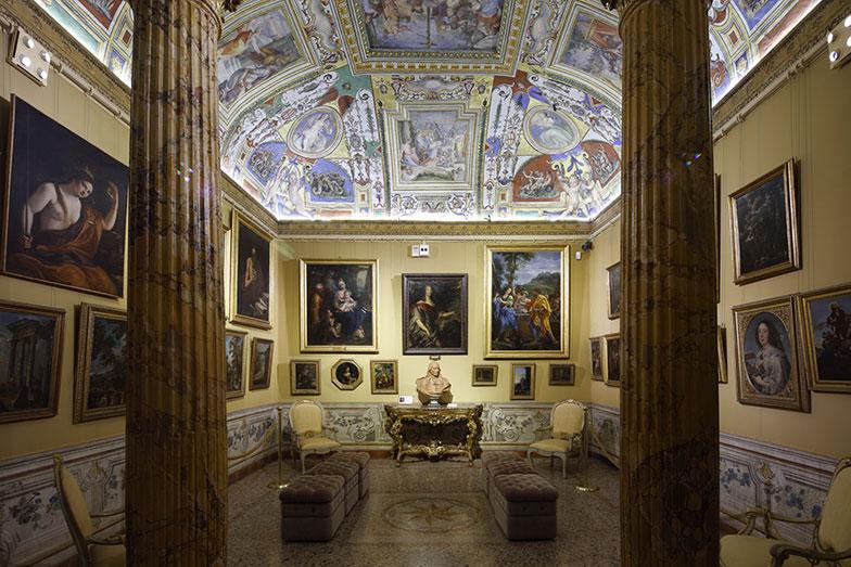 Collezioni  Gallerie Nazionali Barberini Corsini