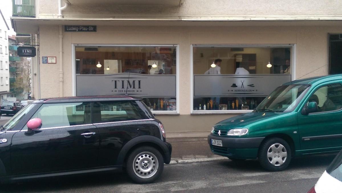 TIMI Der Barbier in Stuttgart