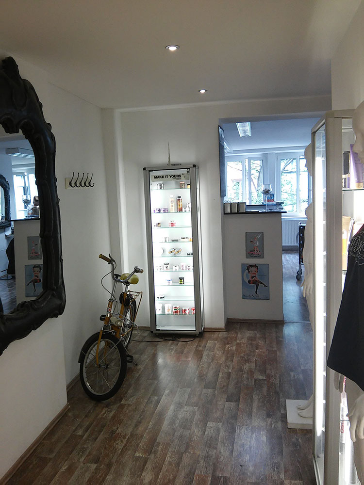 Undercut Barbershop Nrnberg