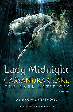 Book review Lady Midnight