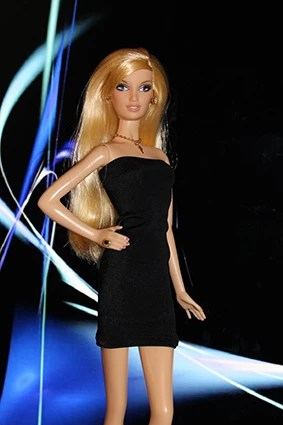 Barbie - Collection - Designer - Juicy Couture Beverly Hills G&P