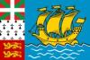 Drapeau StPierre & Miquelon