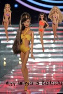 Miss Barbie Antigua & Barbuda - Jenny