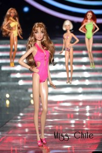 Miss Barbie Chile - Valentina
