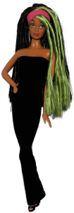 Miss Barbie Jamaica - Selena