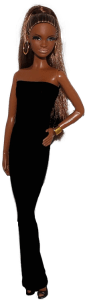 Miss Barbie Belize - Shiraine