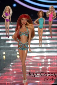 Miss Barbie Cocos islands - Chelsea