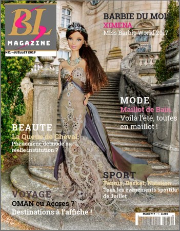 BSL Magazine N°1