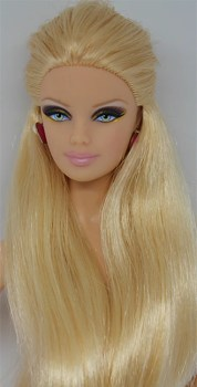 Barbie Hair Blonde