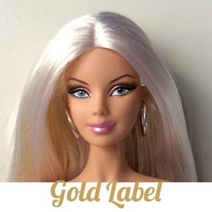 Barbie Gold Label