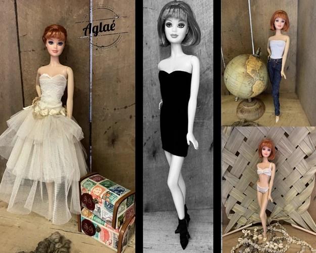 Miss Barbie Aglaé