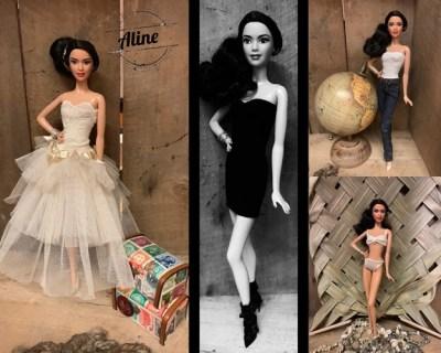 Miss Barbie Aline
