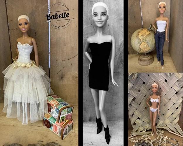 Miss Barbie Babette