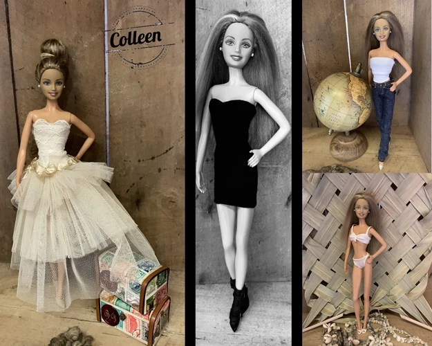 Miss Barbie Colleen