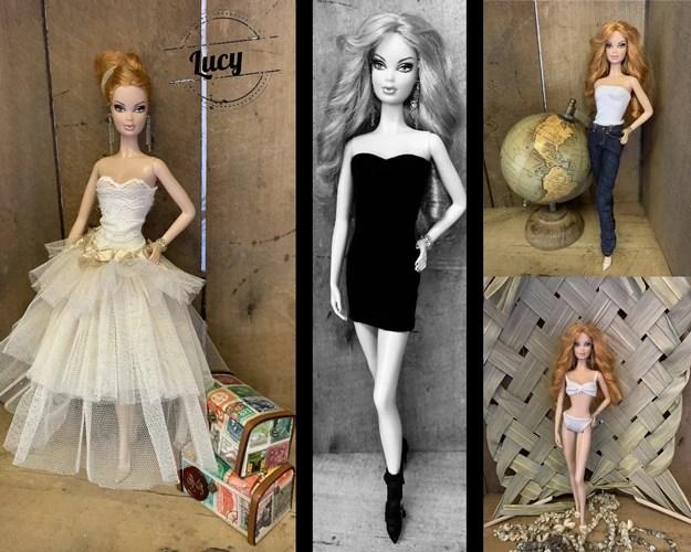 Miss Barbie Lucy