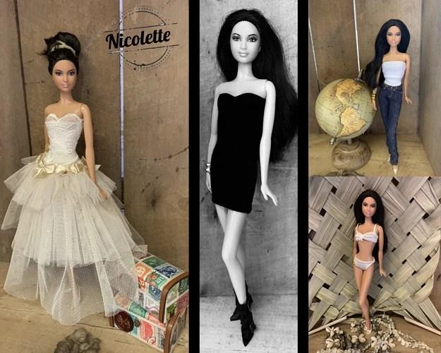 Miss Barbie Nicolette