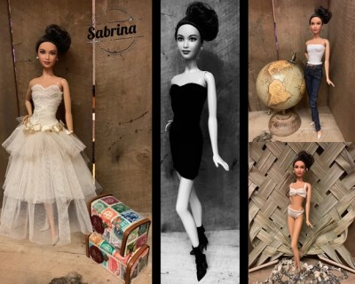 Miss Barbie Sabrina