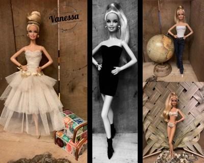 Miss Barbie Vanessa
