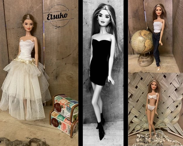Miss Barbie Etsuko