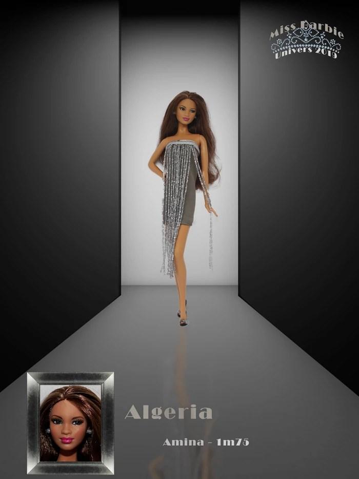 Miss Barbie Amina