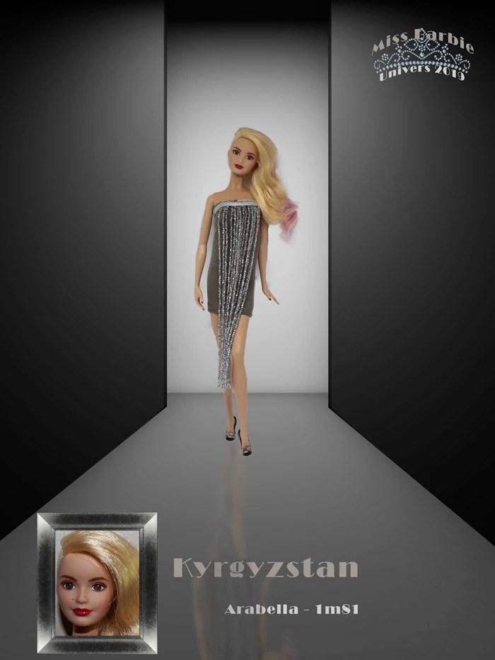 Miss Barbie Arabella
