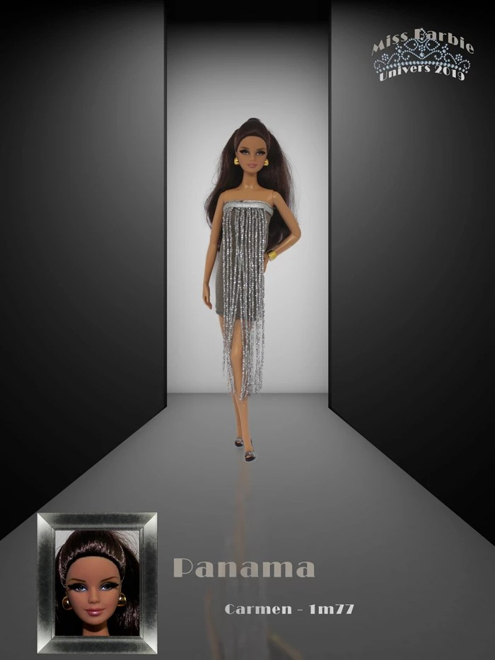 Miss Barbie Carmen