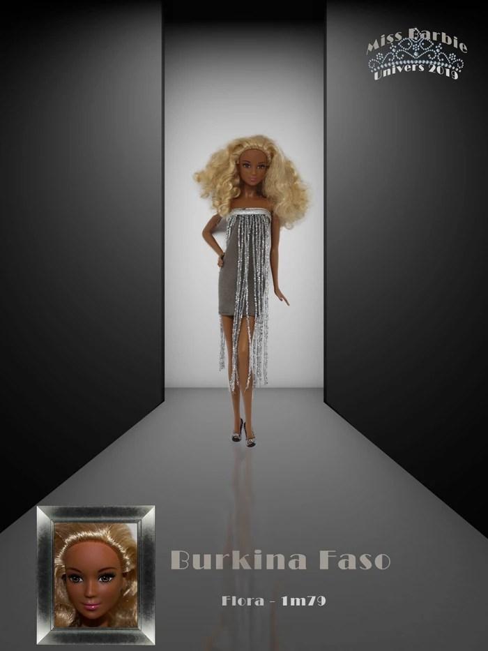 Miss Barbie Flora