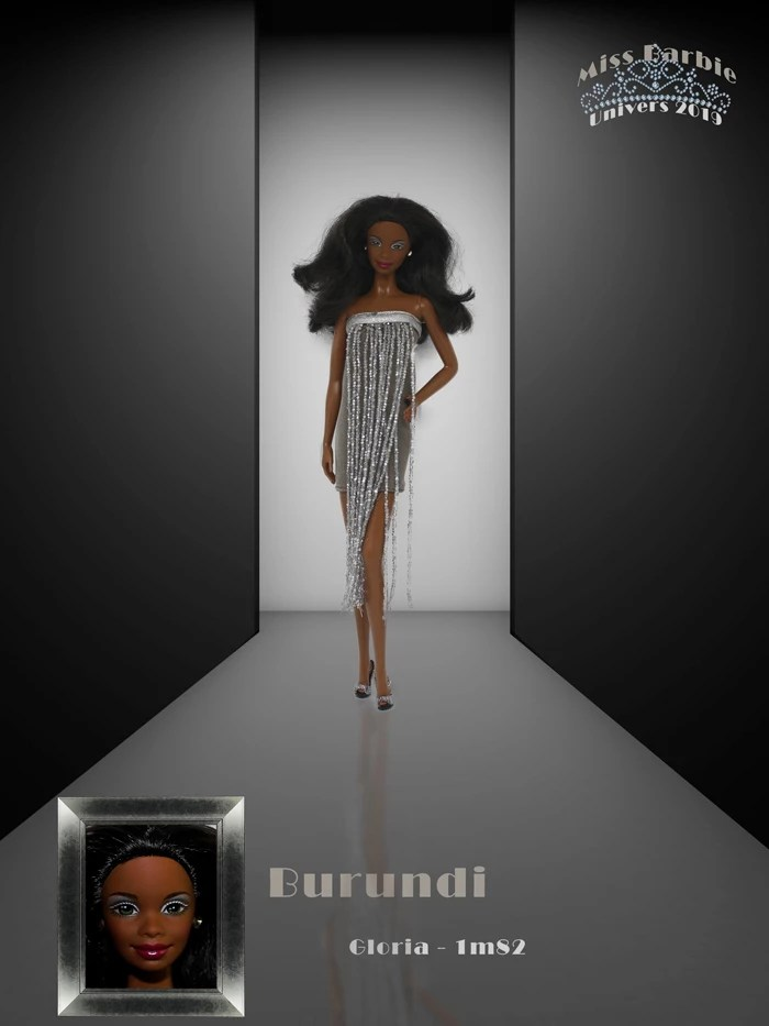 Miss Barbie Gloria