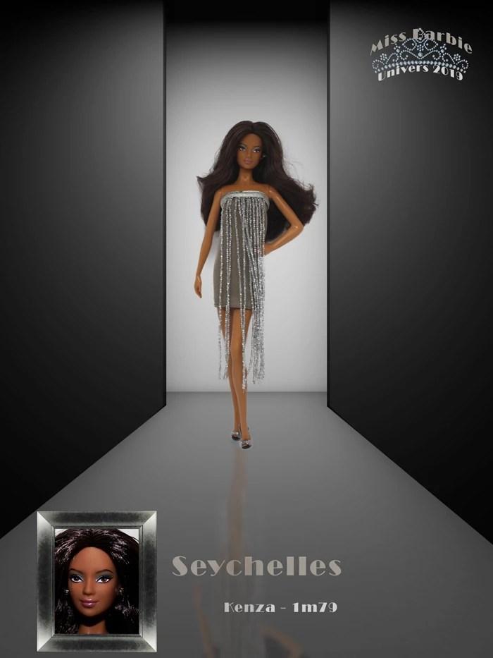 Miss Barbie Kenza