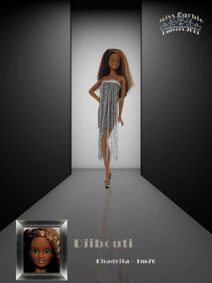 Miss Barbie Khadrita