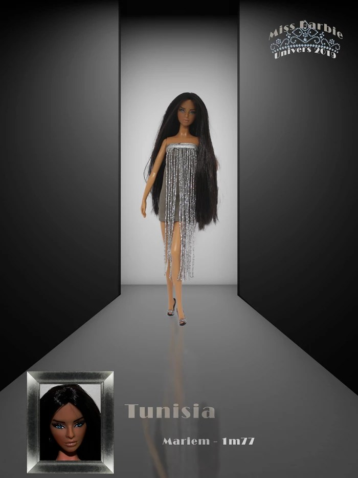 Miss Barbie Mariem