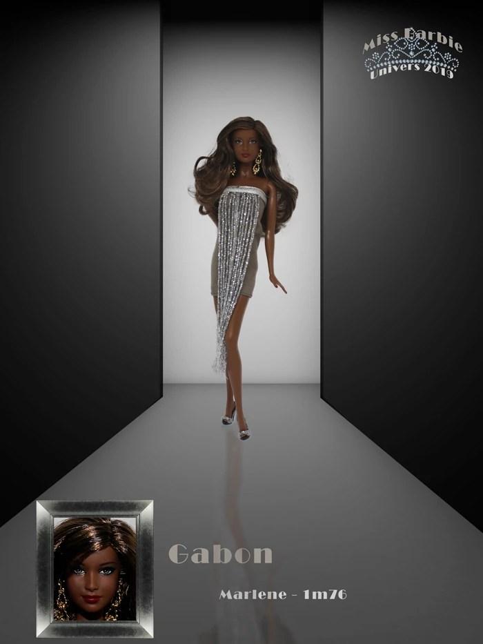 Miss Barbie Marlene