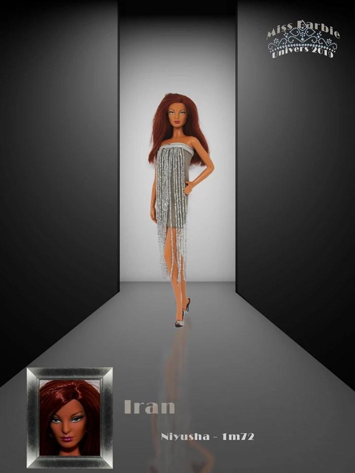 Miss Barbie Niyusha