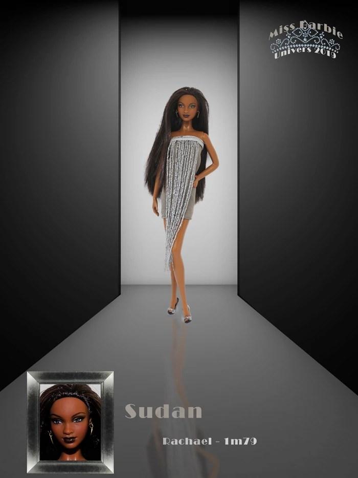 Miss Barbie Rachael