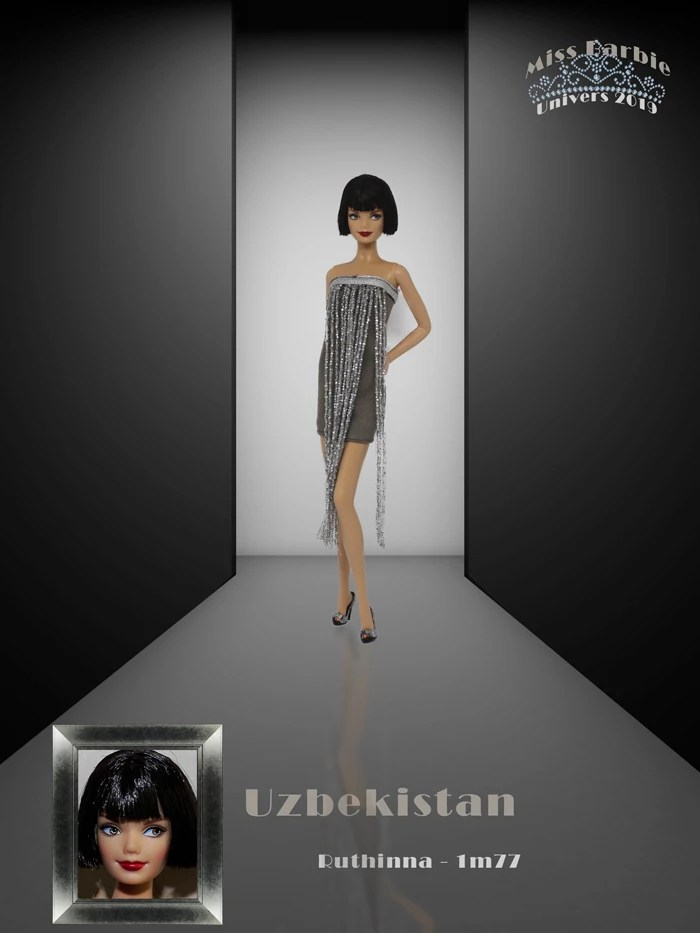 Miss Barbie Ruthinna