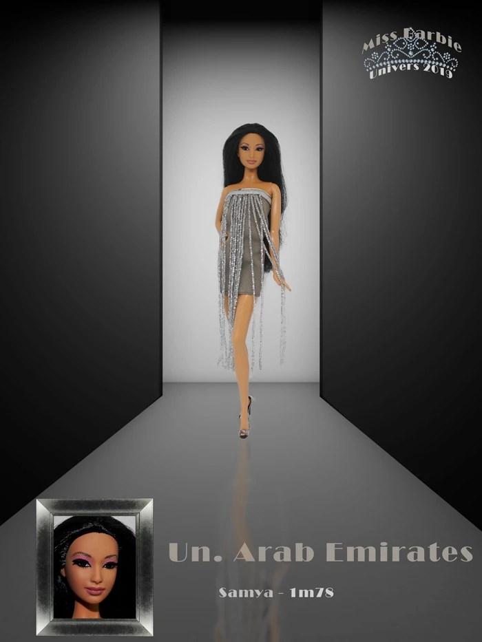 Miss Barbie Samya