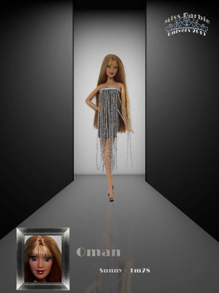 Miss Barbie Sunny