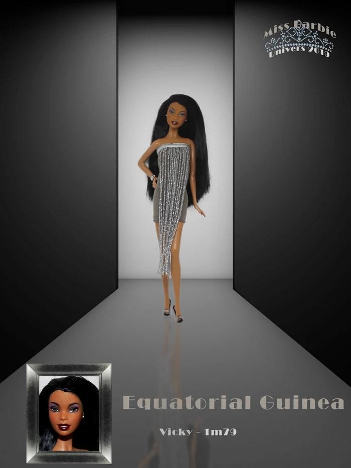 Miss Barbie Vicky