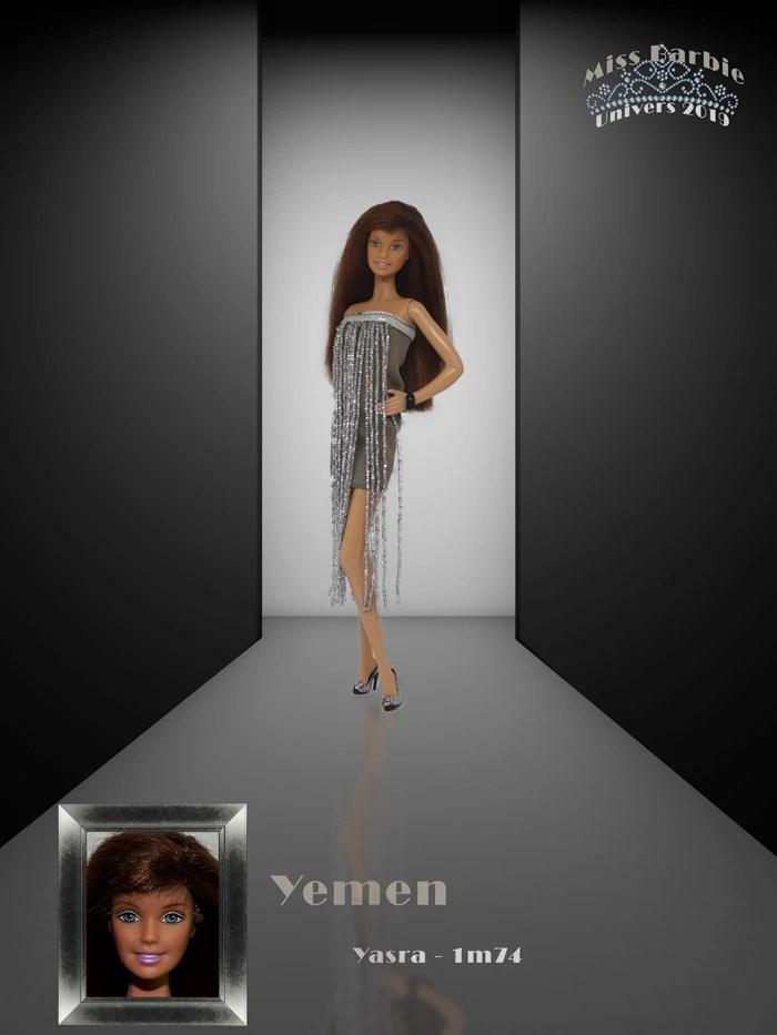 Miss Barbie Yasra