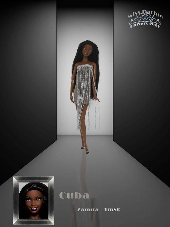Miss Barbie Zamira