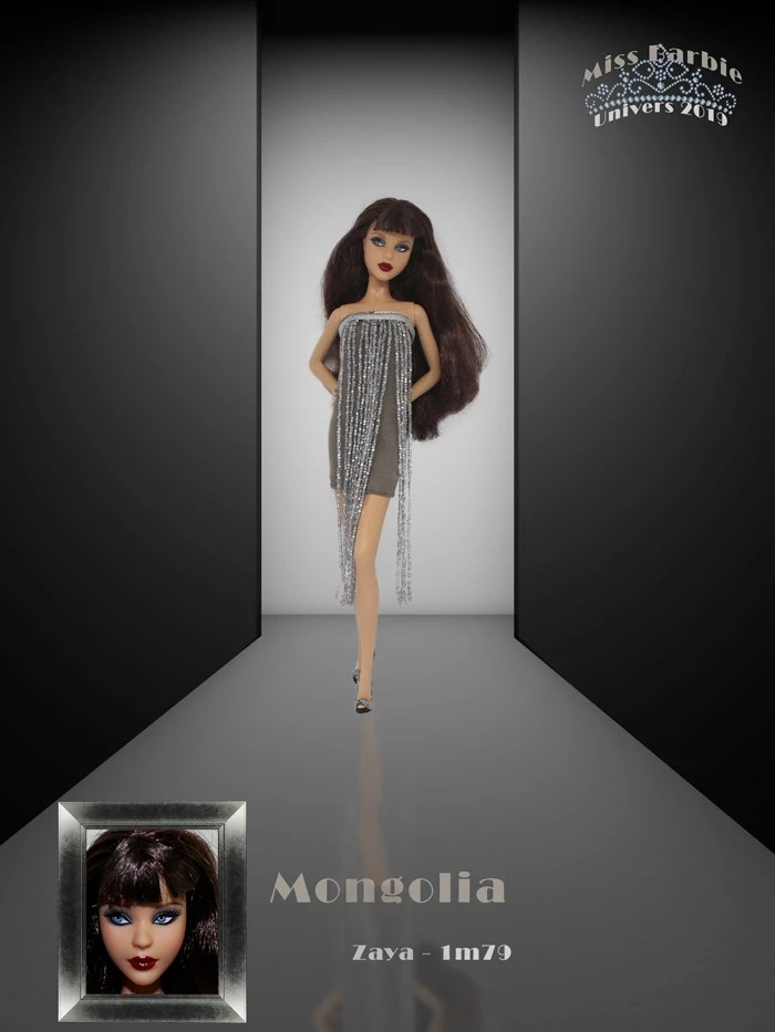 Miss Barbie Zaya