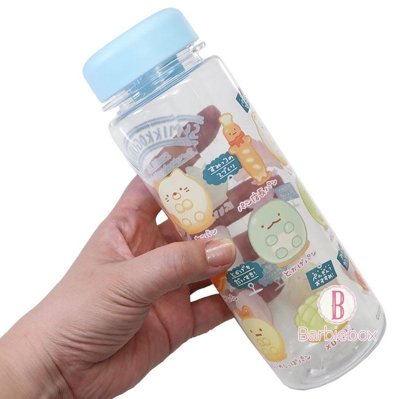 [最新]夏日新品麵包角落生物透徹水瓶子