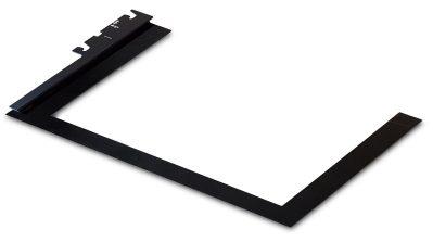 Frame transmission sample holder for M1 measurements
