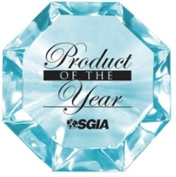 SGIA Product of the Year 2018 Award