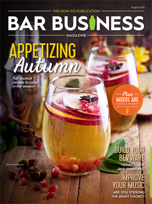 Bar Business Magazine August 2019