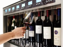 Wine Dispensing System
