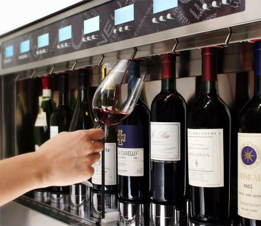 Wine Dispensing System