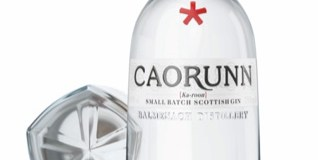 Caorunn Gin Simon Buley Bottle