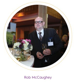 Rob McCaughey: Wine & Spirit Education Trust Certified Educator